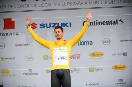 Andrei Nechita castiga prologul in Turul Sibiului