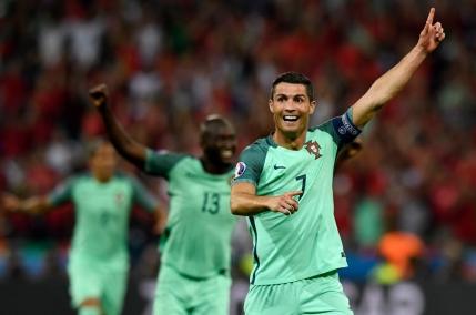 Portugalia, prima finalista la EURO 2016