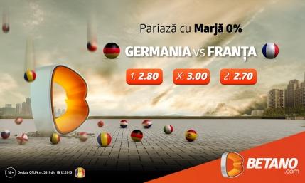 EURO-cifre Germania – Franta