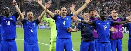 Franta merge in finala Campionatului European dupa 2-0 cu Germania
