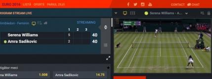 VEZI cu Streaming Live legal acum meciul Roger Federer - Milos Raonic