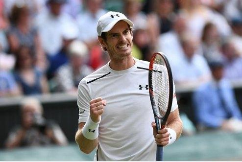 Andy Murray, campion la Wimbledon a doua oara in cariera
