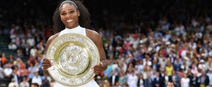 Serena Williams castiga titlul la Wimbledon si o egaleaza pe Steffi Graf