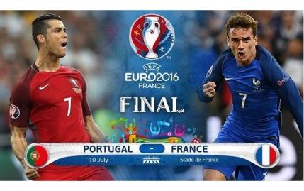 Portugalia-Franta, avancronica finalei EURO 2016 (LIVE 22:00)