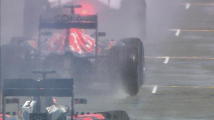 TUR cu TUR Formula 1, Marele Premiu al Marii Britanii de la Silverstone