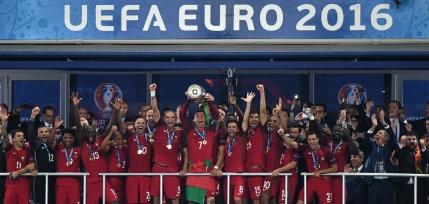 Portugalia, campioana Europei