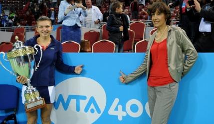 Simona Halep se va lupta pentru primul loc in clasamentul mondial