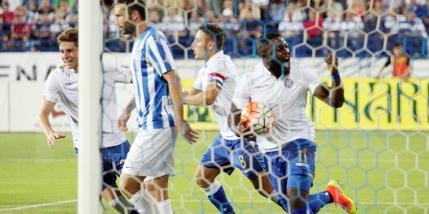 Calificare, cuvantul de ordine la CSMS Iasi inaintea returului cu Hajduk Split