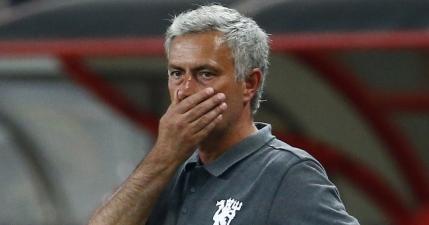 Infrangere grea pentru Jose Mourinho