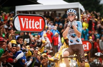 Romain Bardet urca pe doi la general in Turul Frantei. Chris Froome, aproape de un dezastru