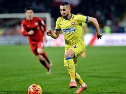 Hamroun a fugit de la Steaua! Reghecampf l-a scos din lot pentru meciul cu Sparta Praga