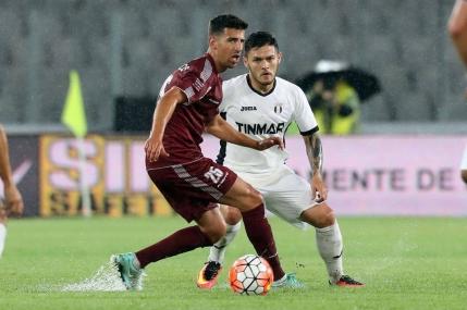 CFR Cluj, victorie decisa in doua minute cu Concordia Chiajna