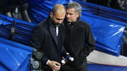 Primul duel Mourinho-Guardiola anulat