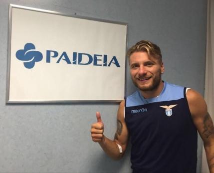 Lazio l-a luat pe Immobile