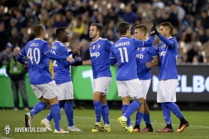 Juventus invinge pe Tottenham la International Champions Cup