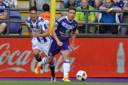 Chipciu, titular la Anderlecht in Liga Campionilor