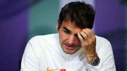 Roger Federer s-a retras de la Jocurile Olimpice si nu va mai juca in acest an
