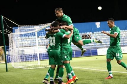 Keseru a marcat pentru Ludogoret in Liga Campionilor