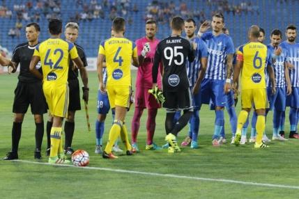 LIVE Gent-Viitorul 5-0 in turul 3 preliminar din Europa League