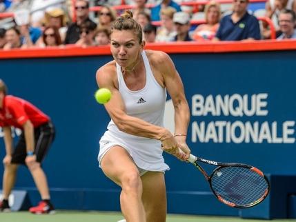 Simona Halep revine fabulos cu Svetlana Kuznetsova pentru un loc in semifinale