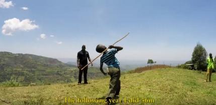 Povestea fascinanta a lui Julius Yego, kenyanul campion mondial care a invatat singur sa arunce cu sulita (Video GoPro)