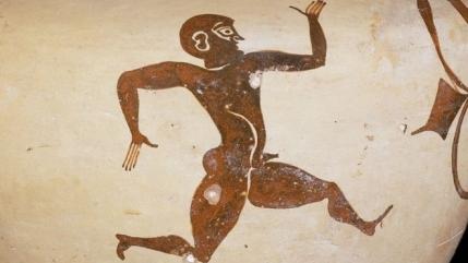 Michael Phelps a doborat un record olimpic vechi de peste 2.000 de ani. Cine e rivalul sau din Antichitate