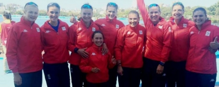 Rio 2016: Bronz pentru echipajul 8+1 la canotaj