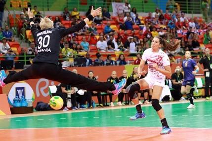 MINUT cu MINUT Rio 2016: Romania-Brazilia in ultimul meci din grupa