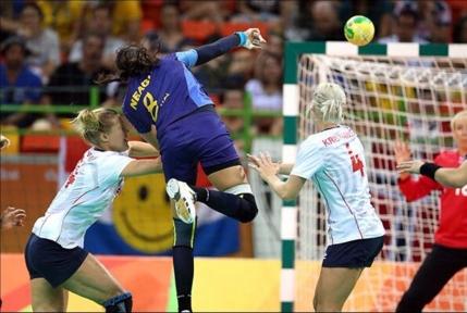 Rio 2016: Romania pierde cu Norvegia si este eliminata de la Olimpiada
