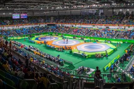 Rio 2016: Alin Alexuc rateaza bronzul la lupte greco-romane