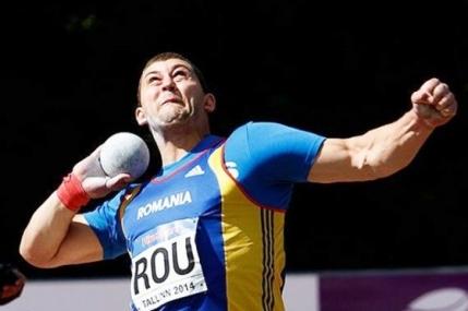 Un singur roman azi la Jocurile Olimpice