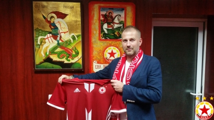 Edi Iordanescu antrenor la Steaua Bulgariei