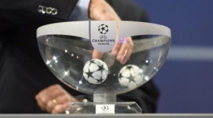 Tragerea la sorti a grupelor Ligii Campionilor. Barcelona si Manchester City in grupa mortii