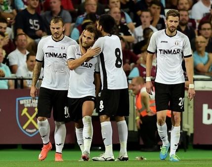 Astra Giurgiu, calificare senzationala in grupele Europa League cu victorie la Londra