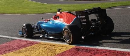 Rosberg il invinge pe Verstappen pentru pole position in Belgia