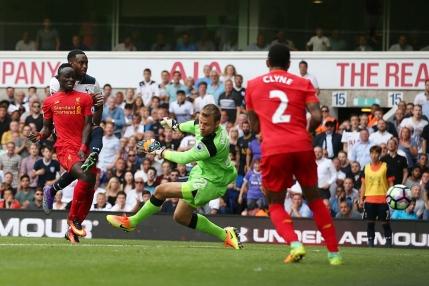 Egal cu numeroase ocazii intre Tottenham si Liverpool