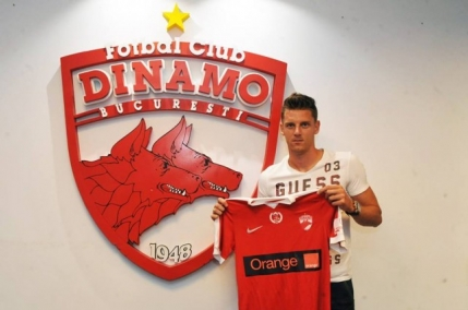 Dinamo a transferat un fundas central croat