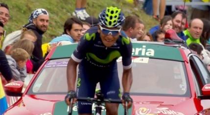 Nairo Quintana castiga la Lagos de Covadonga si redevine lider in Turul Spaniei
