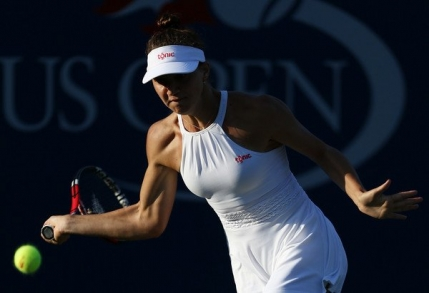 Patricia Tig, invinsa la debutul sau la US Open