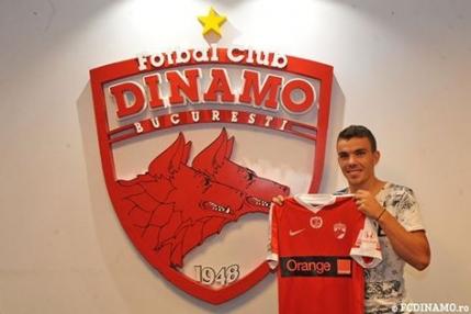 Dan Nistor este noul jucator al lui Dinamo