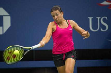 Muguruza, eliminata la US Open de o jucatoare renascuta dupa umilinta de la Bucuresti