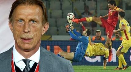 Daum face analiza primului meci pe banca nationalei Romaniei