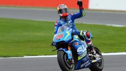 Vinales aduce prima victorie pentru Suzuki la MotoGP dupa noua ani