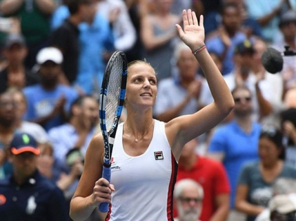 Pliskova o scoate pe Venus Williams de la US Open dupa un meci urias