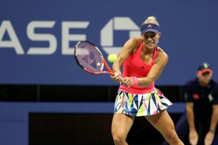 Angelique Kerber, prima semifinalista la US Open