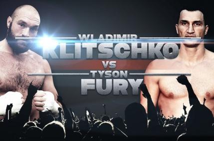 Rejucarea meciului Tyson Fury contra Vladimir Klitschko are loc in aceasta toamna