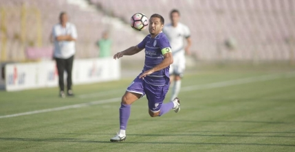 Croitoru califica Timisoara in semifinalele Cupei Ligii cu un gol de generic