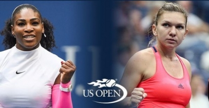 GAME cu GAME US Open: Simona Halep-Serena Williams
