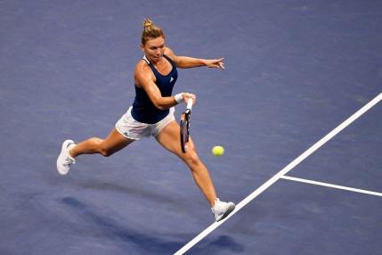 Statistica: Doua capitole la care Simona Halep a fost peste Serena Williams