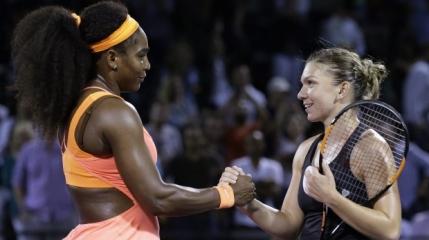 Calcule: Simona Halep la mana Serenei Williams pentru a ramane pe locul 5 mondial